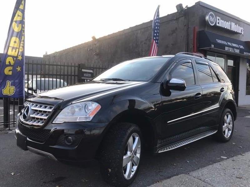2009 Mercedes Benz M Class For Sale At ELMONT MOTORS In Elmont NY