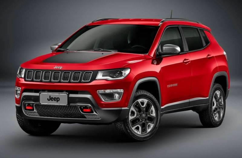 2017 Jeep Compass Trailhawk In Elmont Ny Elmont Motors