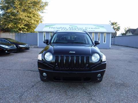 2007 Jeep Compass for sale in Houston, TX