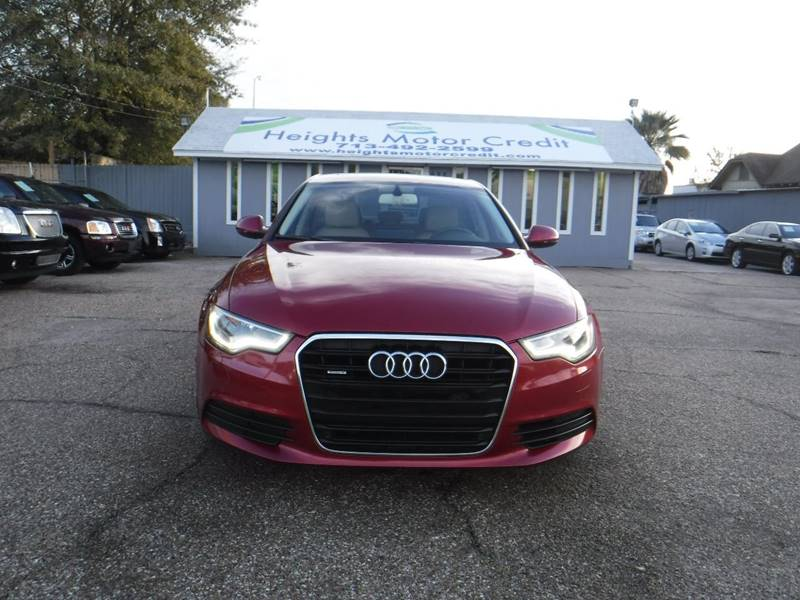 Audi A T Quattro Premium Plus In Houston TX Heights - Audi a6 for sale