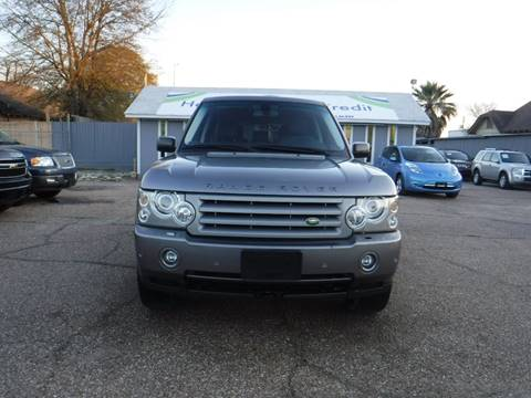 Land Rover For Sale in Houston, TX - Heights Motor Credit