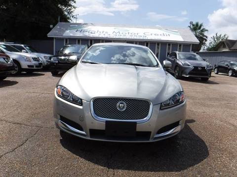 2013 Jaguar XF For Sale In Houston, TX