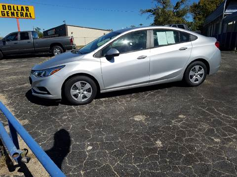 2016 Chevrolet Cruze for sale in Brownwood, TX