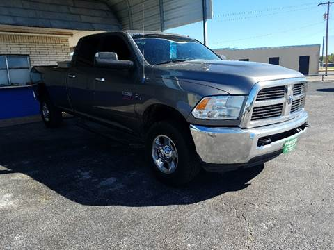 2012 RAM Ram Pickup 2500 for sale in Brownwood, TX