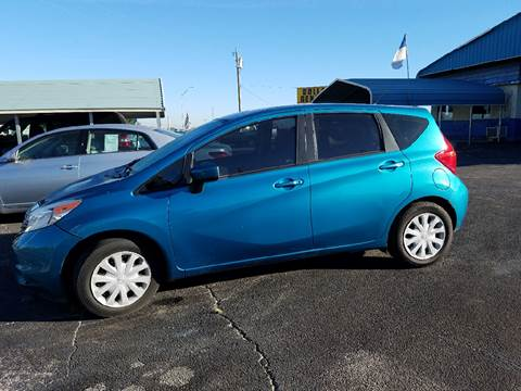 2015 Nissan Versa Note for sale in Brownwood, TX