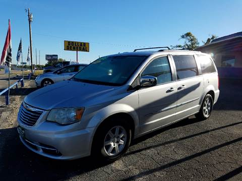 2011 Chrysler Town and Country for sale in Brownwood, TX