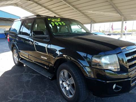 2007 Ford Expedition for sale in Brownwood, TX
