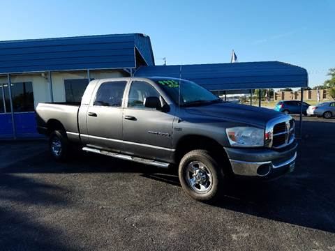2007 Dodge Ram Pickup 1500 for sale in Brownwood, TX