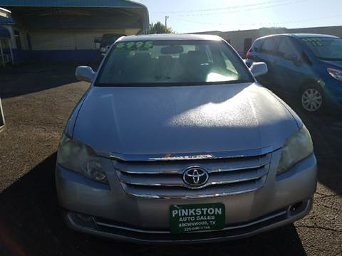 2006 Toyota Avalon for sale in Brownwood, TX