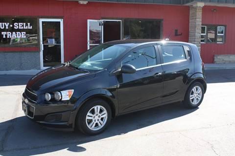 2014 Chevrolet Sonic for sale in Eldon, MO