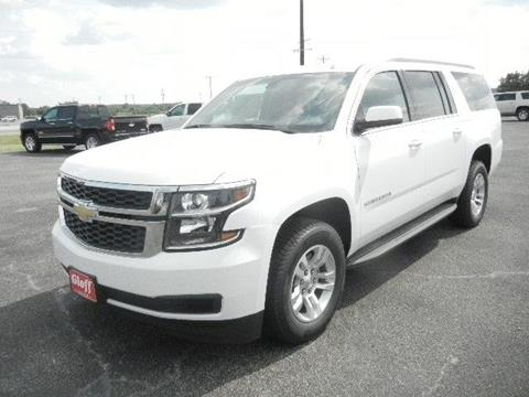 2017 Chevrolet Suburban for sale in Clifton, TX