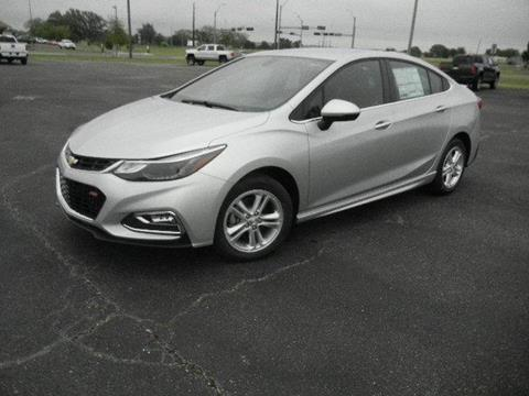 2017 Chevrolet Cruze for sale in Clifton, TX