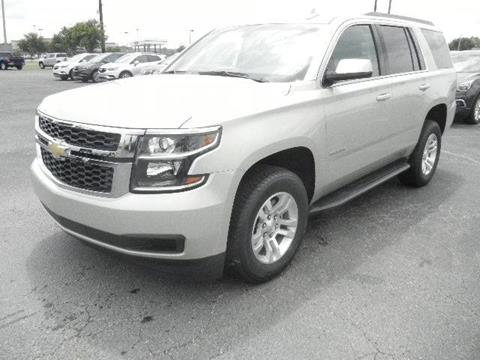 2017 Chevrolet Tahoe for sale in Clifton TX