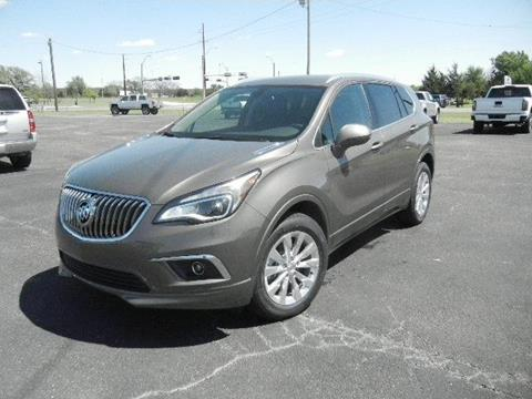2017 Buick Envision for sale in Clifton, TX