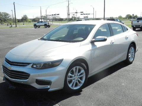 2017 Chevrolet Malibu for sale in Clifton TX