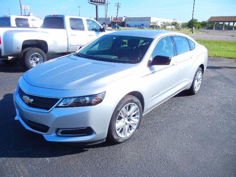 2014 Chevrolet Impala for sale in Clifton TX