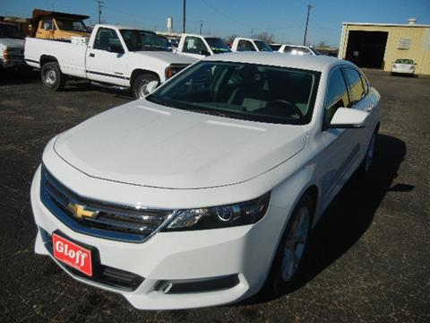 2015 Chevrolet Impala for sale in Clifton, TX