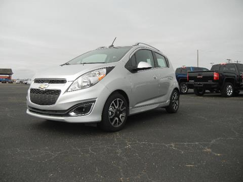2013 Chevrolet Spark for sale in Clifton TX