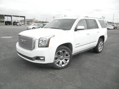 2017 GMC Yukon for sale in Clifton, TX