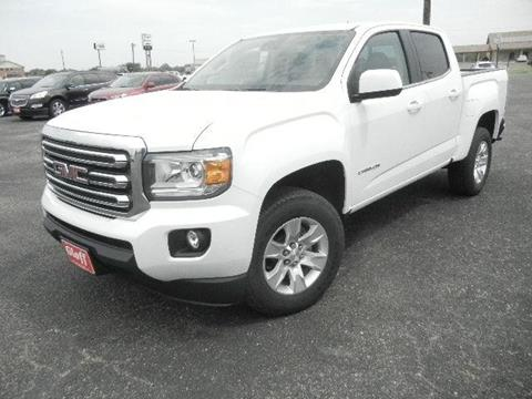 2018 GMC Canyon for sale in Clifton, TX