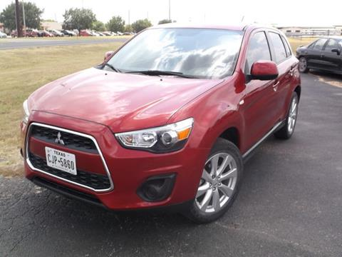 2014 Mitsubishi Outlander Sport for sale in Clifton TX