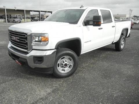 2017 GMC Sierra 2500HD for sale in Clifton, TX