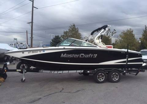 2014 MasterCraft X55 for sale in Vineyard UT