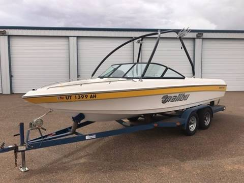 2001 Malibu Sunsetter for sale in Vineyard UT