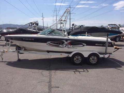 2001 MasterCraft XStar for sale in Vineyard UT