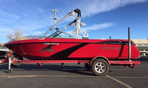 2011 MasterCraft X1 for sale in Vineyard UT