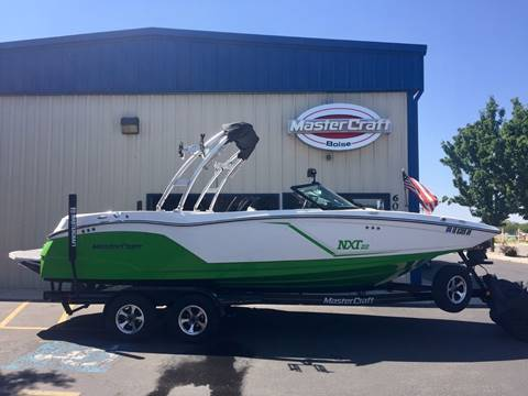 2016 MasterCraft NXT22 for sale in Vineyard UT