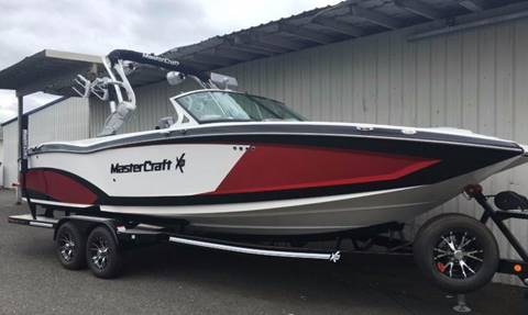 2016 MasterCraft X26 for sale in Vineyard UT