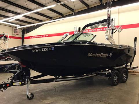 2016 MasterCraft X23 for sale in Vineyard UT