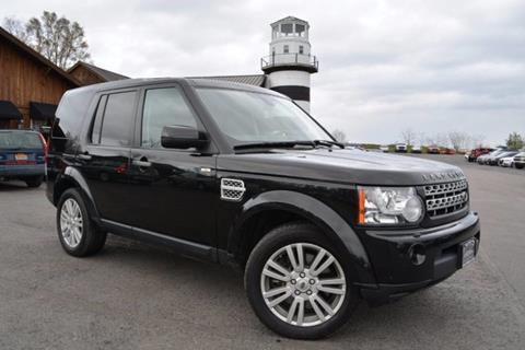 2010 Land Rover LR4 for sale in Geneva, NY
