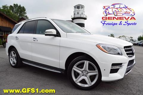 2015 Mercedes-Benz M-Class for sale in Geneva, NY