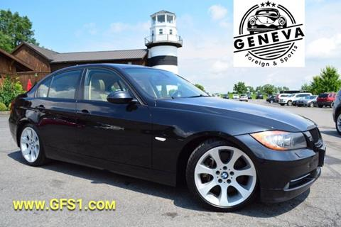 2007 BMW 3 Series for sale in Geneva, NY