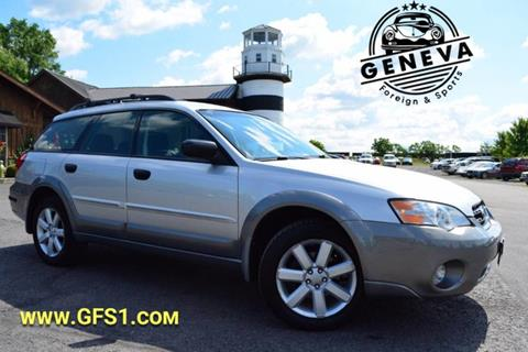 2007 Subaru Outback for sale in Geneva, NY