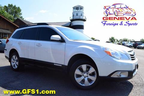 2012 Subaru Outback for sale in Geneva, NY