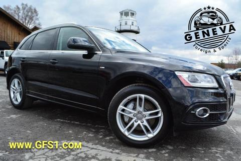2013 Audi Q5 for sale in Geneva, NY