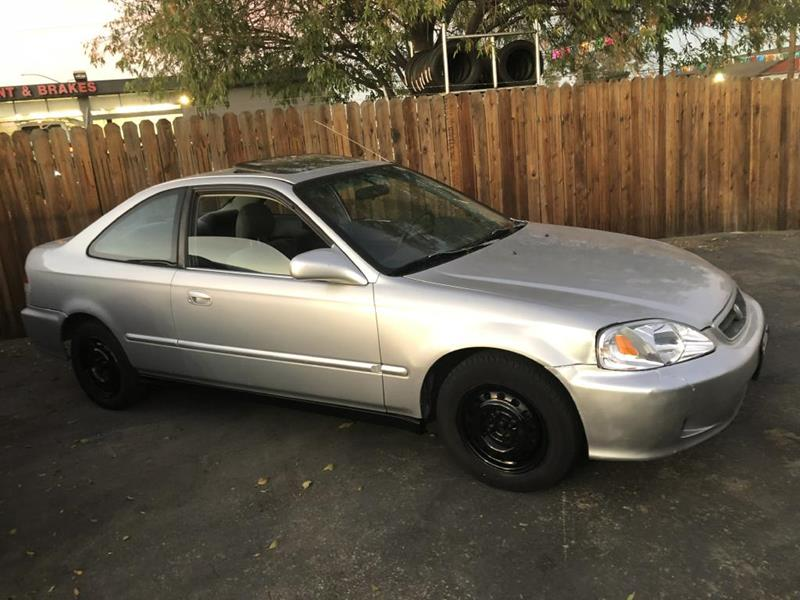 2000 Honda Civic For Sale At Riverside Auto Group In Riverside CA