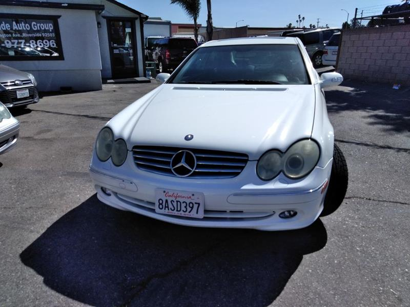 2005 Mercedes Benz CLK For Sale At Riverside Auto Group In Riverside CA