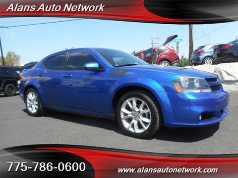 2012 Dodge Avenger for sale in Reno NV