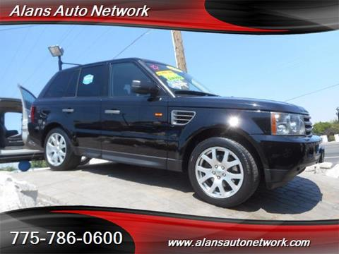2008 Land Rover Range Rover Sport for sale in Reno NV