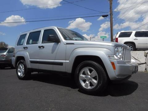 2011 Jeep Liberty for sale in Reno NV