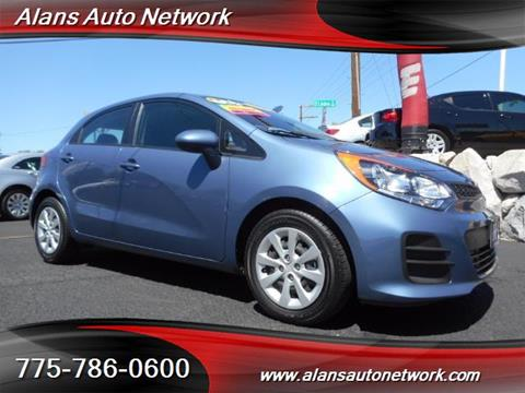 2016 Kia Rio5 for sale in Reno NV