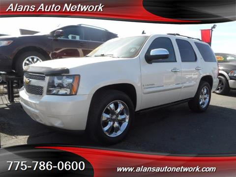 2008 Chevrolet Tahoe for sale in Reno, NV