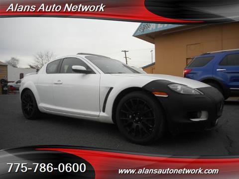 Mazda Rx 8 For Sale In Reno Nv