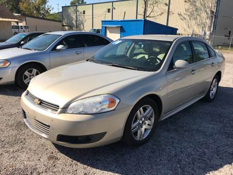 2010 Chevrolet Impala for sale in Conroe, TX
