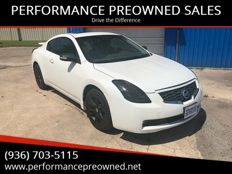 Used 2008 Nissan Altima For Sale In Tuscaloosa Al Carsforsale