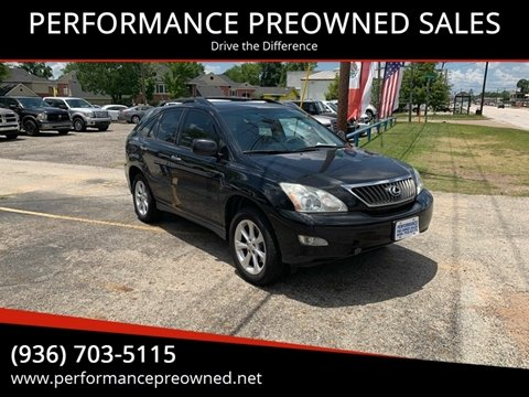 Used Lexus RX 350 For Sale in Conroe, TX - Carsforsale com®